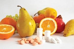 Различные витамины улучшающие память