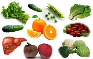 В чем содержится витамин Б9
