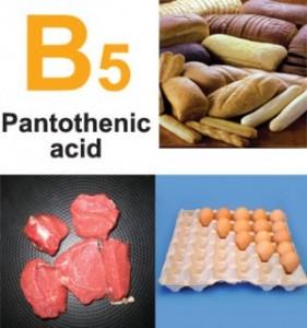 Витамин в5 в таблетках