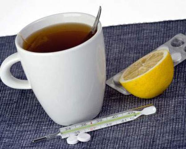 Аскорбиновая кислота при простуде