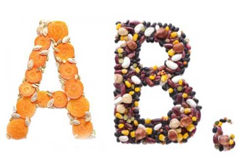 vitamini A i B6l