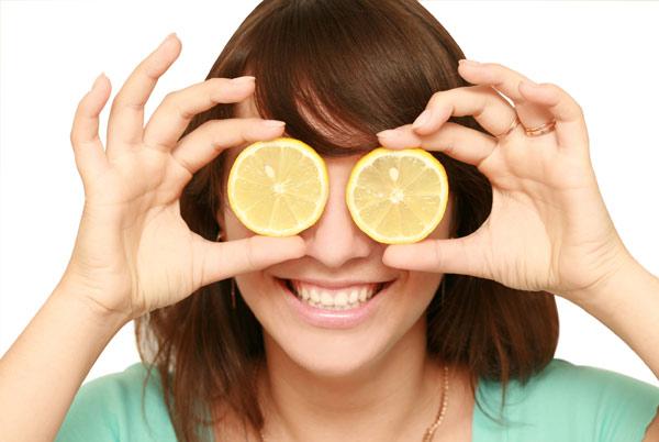 Многие продукты очень полезны для зрения