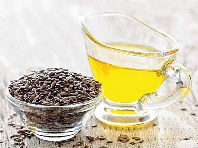 Какие витамины содержатся в льняном масле