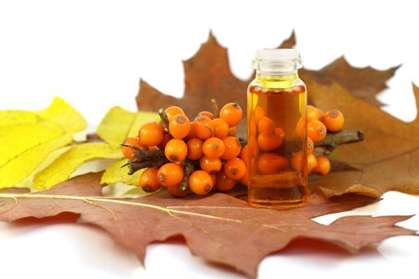 Облепиховое масло с полезными витаминами