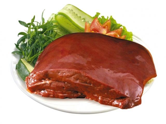 Витамины содержащиеся в говяжей печени
