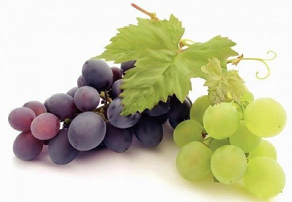 Витамины и минералы в винограде