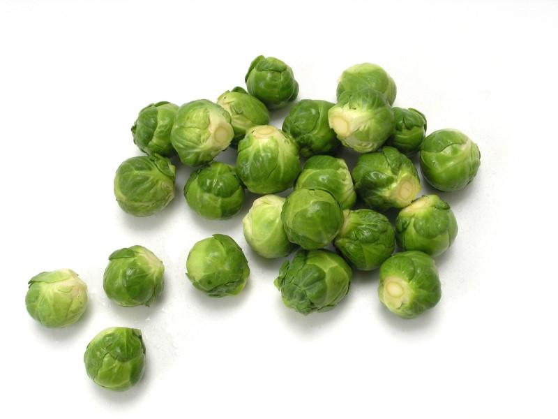Есть ли в брюссельской капусте витамины