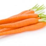Отварная и свежая морковка как источник полезных веществ