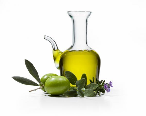 витамины в оливковом масле