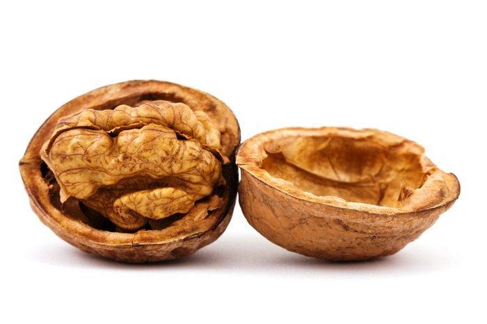 Витамины в орехах