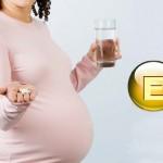 Оптимальное количество витамина Е при беременности — залог здоровья матери и ребенка