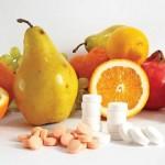 Важность витаминов в продуктах питания