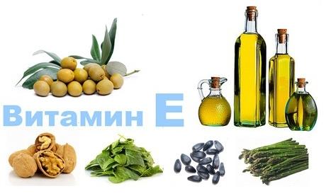 deficit vitamina E