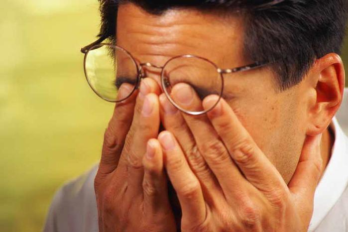 Снизилась острота зрения?