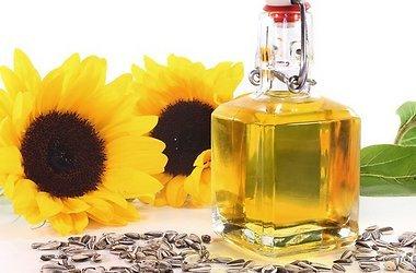 Содержание витамина Е в растительных маслах