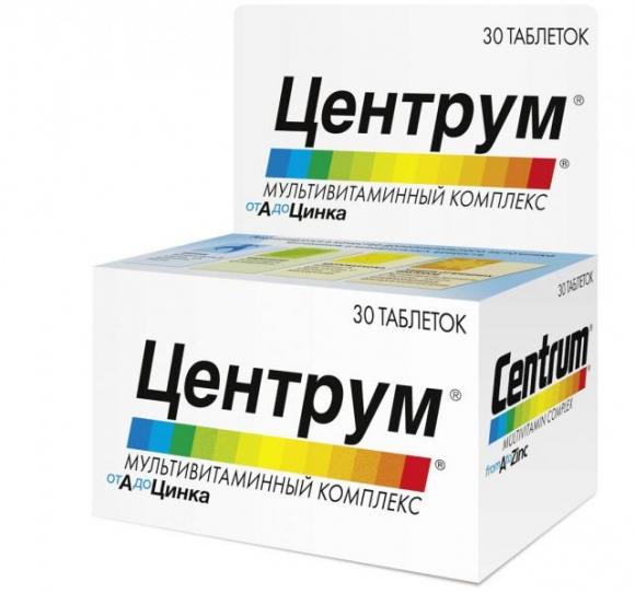 vitaminy centrum
