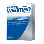 Витаминно-минеральный комплекс Велмен – источник всех необходимых витаминов для мужчин