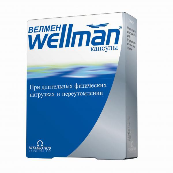 wellman vitaminy