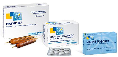 магний в6 раствор для детей инструкция по применению