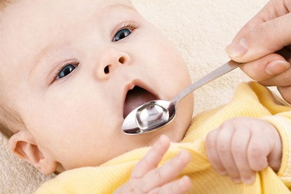 Витамины важные для малыша до 1 года