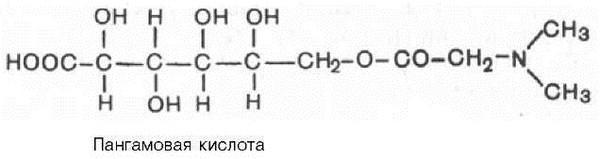 pangamovaja kislota