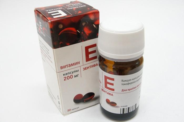 Витамин Е Таблетки Инструкция По Применению - фото 3