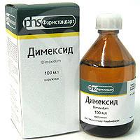 Димексид в составе масок для волос