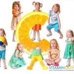 Применение аскорбиновой кислоты в детском возрасте