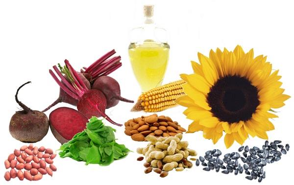 Суточная потребность в витамине е