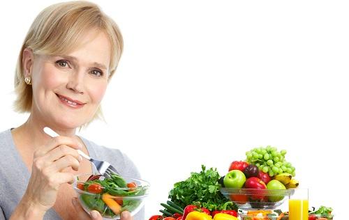 Сбалансированное питание после 40