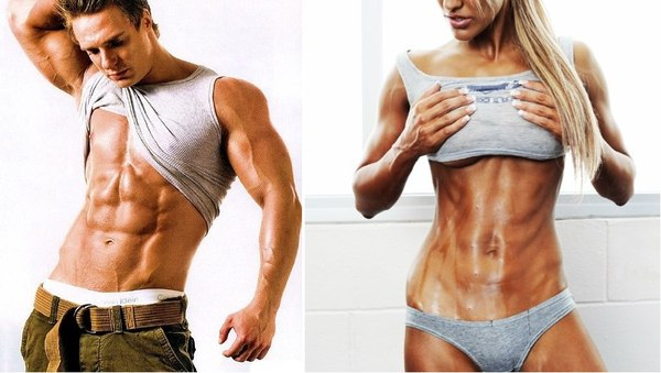 Результат сушки тела