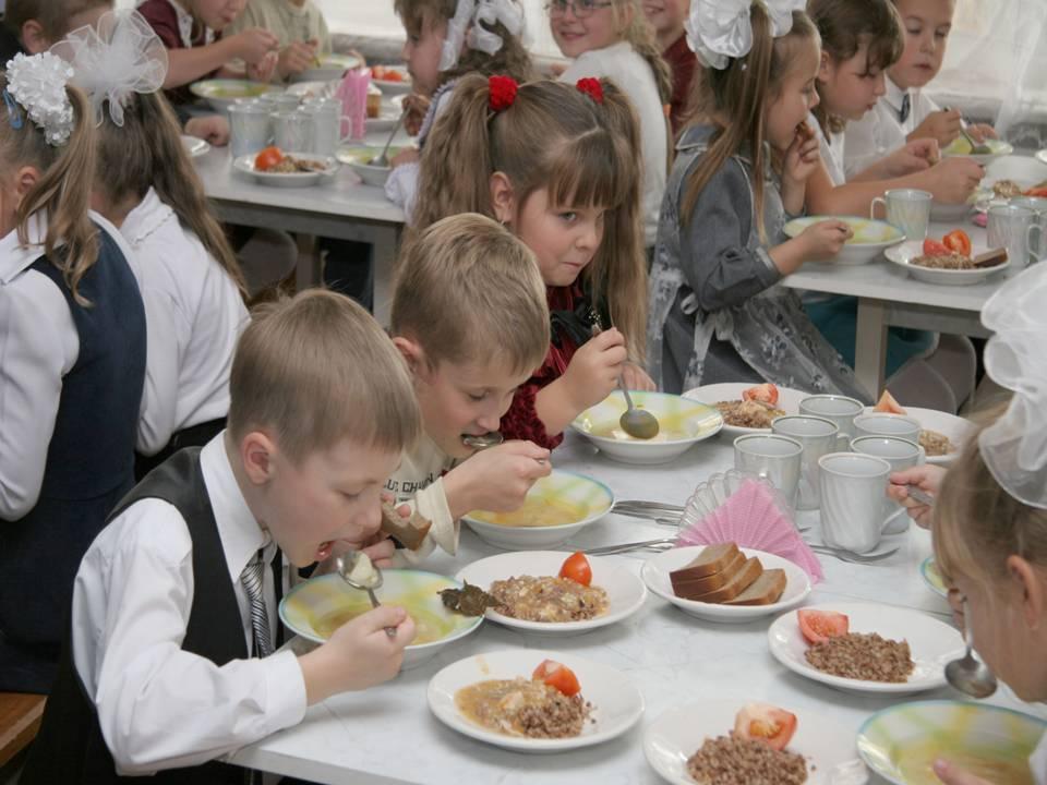 Сбалансированное питание для школьников