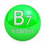 B7 (Биотин, витамин H)- Водорастворимый витамин, улучшает состояние кожи