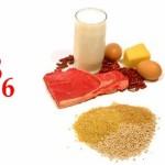 О пользе витамина B6 и его содержании в продуктах питания